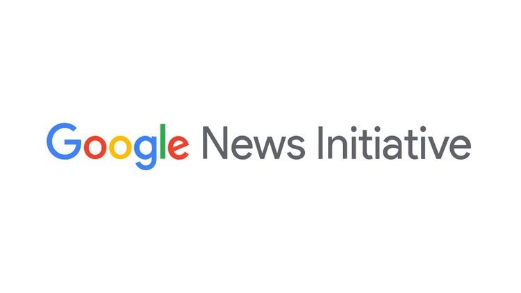 Google News Initiative logo