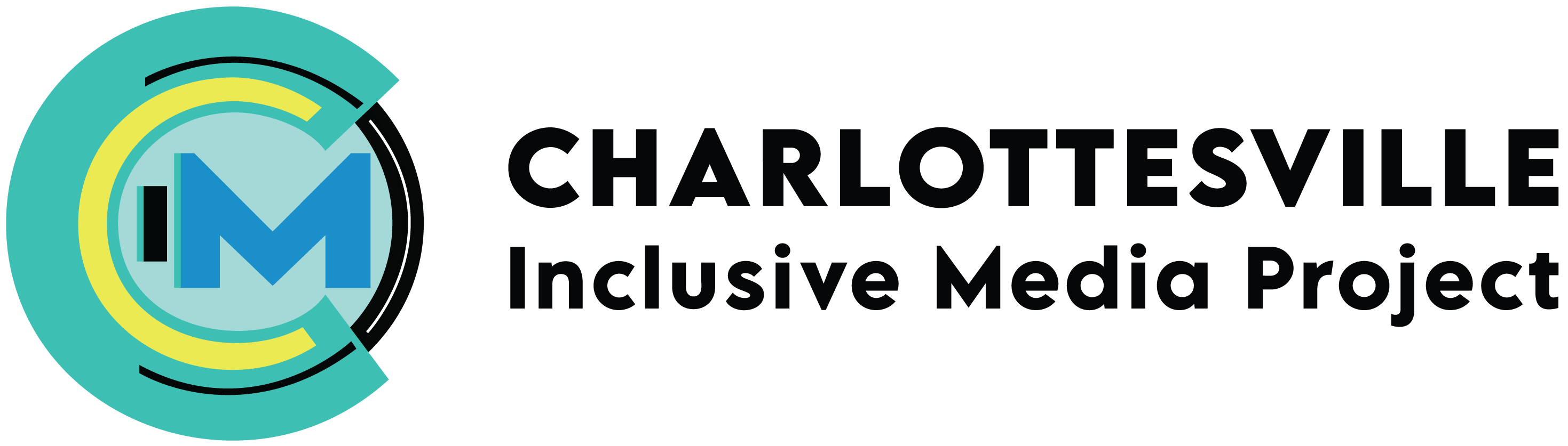 Charlottesville Inclusive Media Project logo